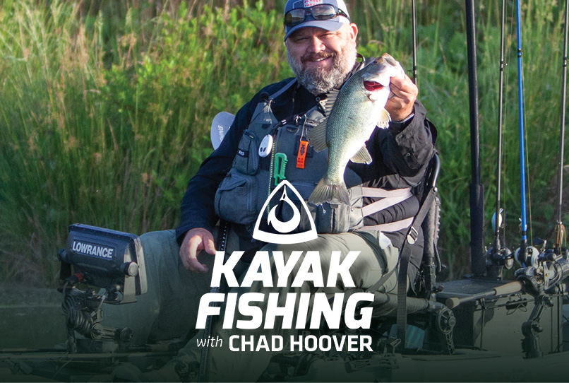 Chad Hoover Fishing