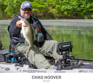 Chad Hoover - Host