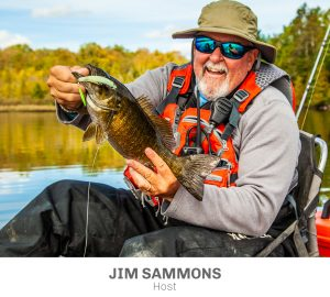 Jim Sammons - Host