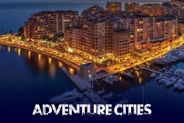 Adventure Cities
