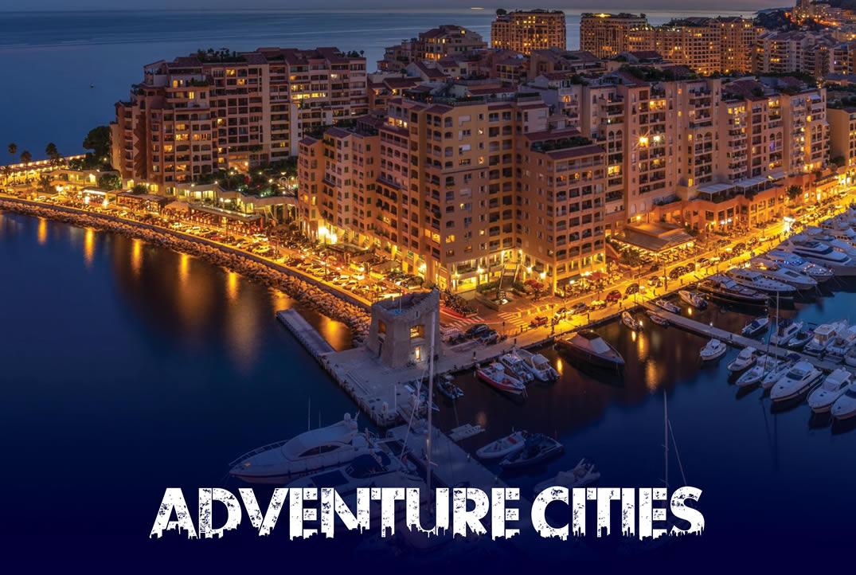 Adventure Cities