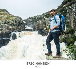 Eric Hanson - Host