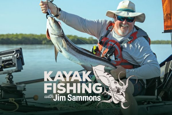 Kayak Fishing with Jim Sammons