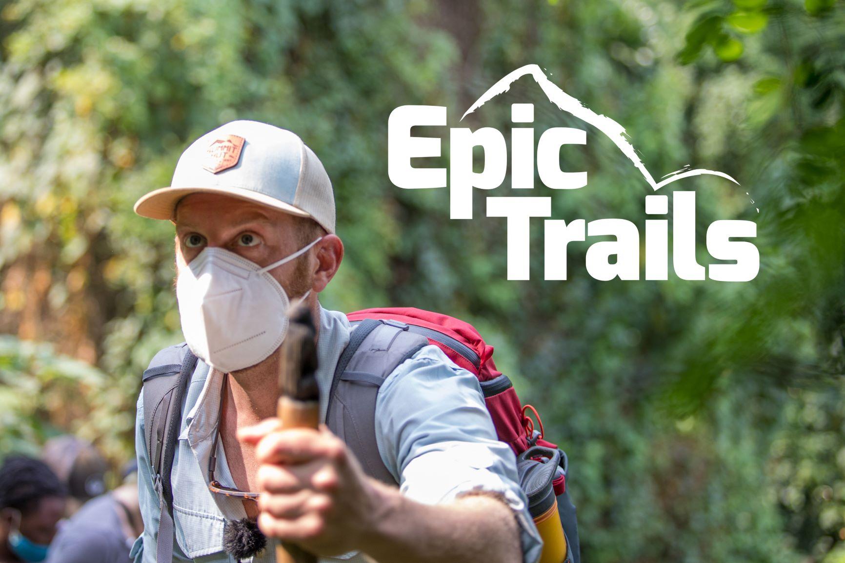 Eric Hanson in Uganda